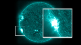Link to Recent Story entitled: X Marks the Spot: SDO Sees Reconnection