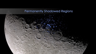 Link to Recent Story entitled: The Moon's Permanently Shadowed Regions