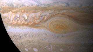 Link to Recent Story entitled: Jupiter's Hot Spots