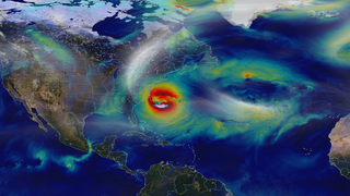 Link to Recent Story entitled: Tracking A Superstorm
