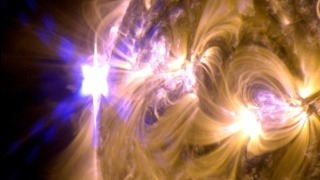 Link to Related Story entitled: First X-Class Solar Flares of 2013