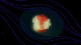 Animation showing Heliotail solar winds. Credit: NASA This asset is available on another page. To view or download it, click here .
