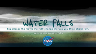 Link to Recent Story entitled: WATER FALLS — A Science On a Sphere Movie