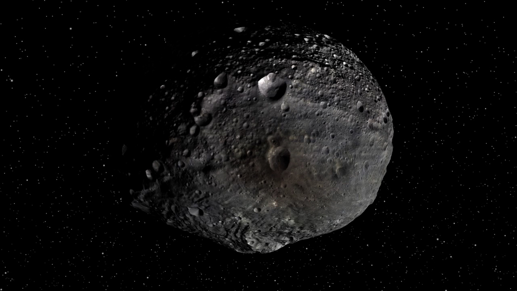 The biggest asteroid that hit earth