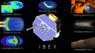 Link to Recent Story entitled: Five Years of Great Discoveries for NASA's IBEX