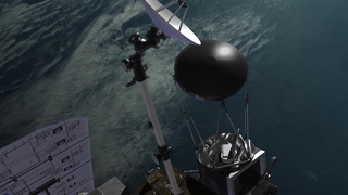 Link to Recent Story entitled: GPM Core Spacecraft Beauty Passes