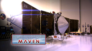 Link to Recent Story entitled: MAVEN Particles & Fields Package