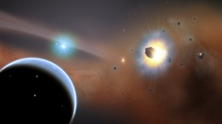 Link to Recent Story entitled: Beta Pictoris: Icy Debris Suggests 'Shepherd' Planet