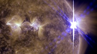 Link to Related Story entitled: Sun Unleashes X6.9 Class Flare on August 9, 2011