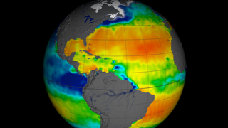 Link to Recent Story entitled: NASA On Air: NASA's Aquarius Measures Ocean Salinity (3/13/2014)