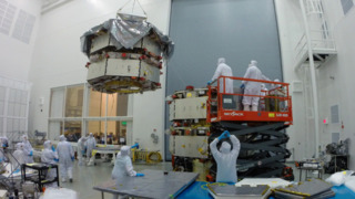 Link to Recent Story entitled: 3 Days in 1 Minute: Stacking the MMS Spacecraft