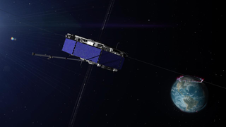Link to Recent Story entitled: NASA Administrator and Media to See MMS Mission Progress