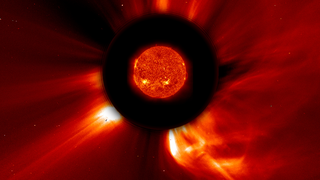 Link to Related Story entitled: NASA's Many Views of a Massive CME