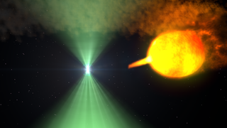 Link to Recent Story entitled: PSR J1023, A 'Transformer' Pulsar—Animations