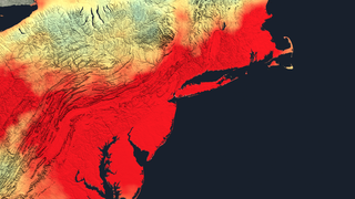 Link to Recent Story entitled: Nitrogen Dioxide Reduction Across the Northeast Corridor