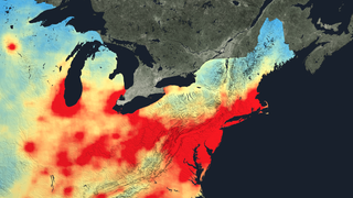Link to Recent Story entitled: Nitrogen Dioxide Reduction Across the Northeast U.S.