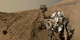 Mars' rugged terrain inflicts damage on Curiosity's wheels.