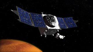 Link to Recent Story entitled: Investigating the Martian Atmosphere