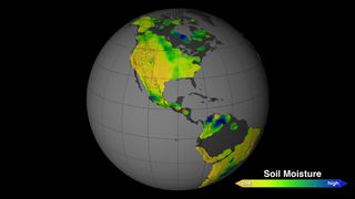 Link to Recent Story entitled: NASA's Aquarius Returns Global Maps of Soil Moisture