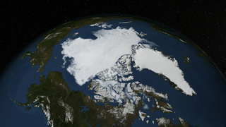 Link to Recent Story entitled: Shrinking Ice
