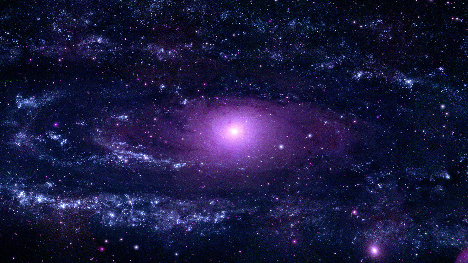NASA Viz: The Andromeda Galaxy