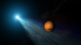 Link to Recent Story entitled: Comet Encounter