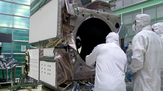 Link to Recent Story entitled: ICESat-2 Testing and Integration B-roll