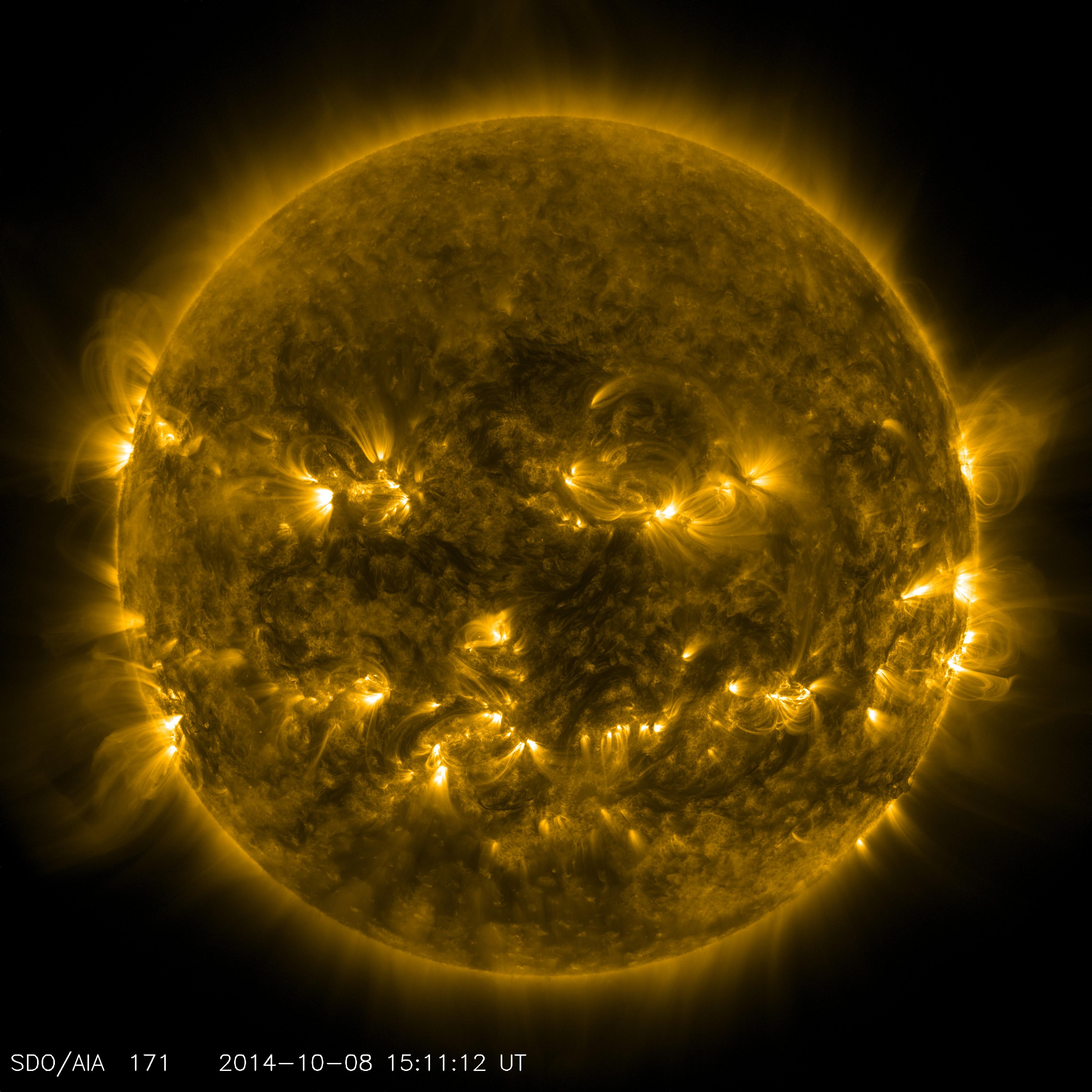 details of sun