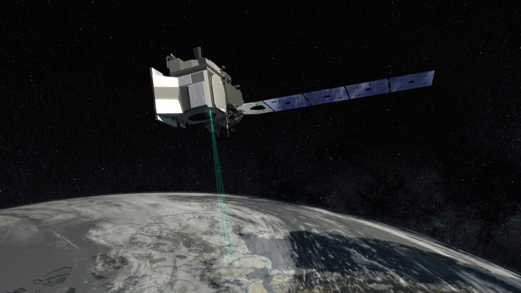 GMS: ICESat-2 Beauty Pass