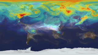 Link to Recent Story entitled: A Year In The Life Of Earth's CO2