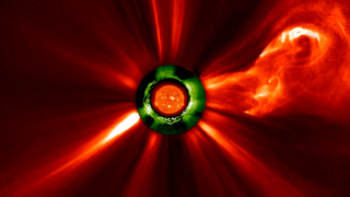 Link to Related Story entitled: Tracking Solar Eruptions