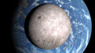Link to Recent Story entitled: The Moon's Far Side