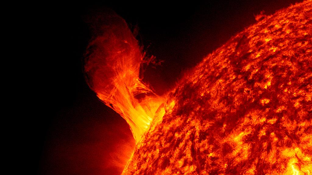 Солнце будет производить вспышки, которые по мощности в тысячу раз больше обычных