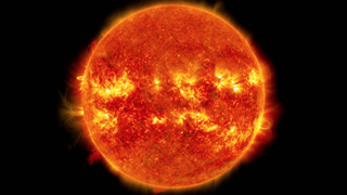 Link to Related Story entitled: Five Year Time-lapse of SDO