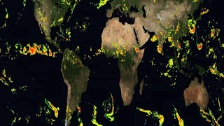 Link to Recent Story entitled: Instagram: NASA's First Global Rainfall And Snowfall Map