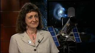 Link to Recent Story entitled: Hubble 25th Anniversary Live Shot Resource Page