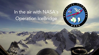 Link to Recent Story entitled: Operation IceBridge Arctic 2015 video series