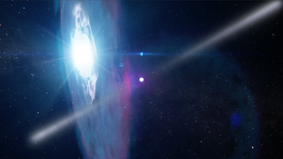 Link to Recent Story entitled: Astronomers Predict Cosmic Light Show from 2018 Stellar Encounter