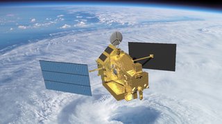 Link to Recent Story entitled: NASA On Air: NASA's Rainfall Satellite Comes To An End After 17 Data-filled Years (6/16/2015)