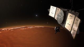 Link to Recent Story entitled: Imaging Stars From Mars