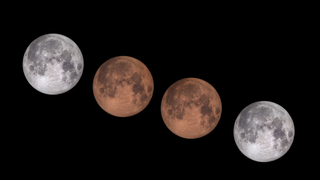 Link to Related Story entitled: Total Lunar Eclipse