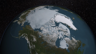 Link to Recent Story entitled: The Evolving Arctic