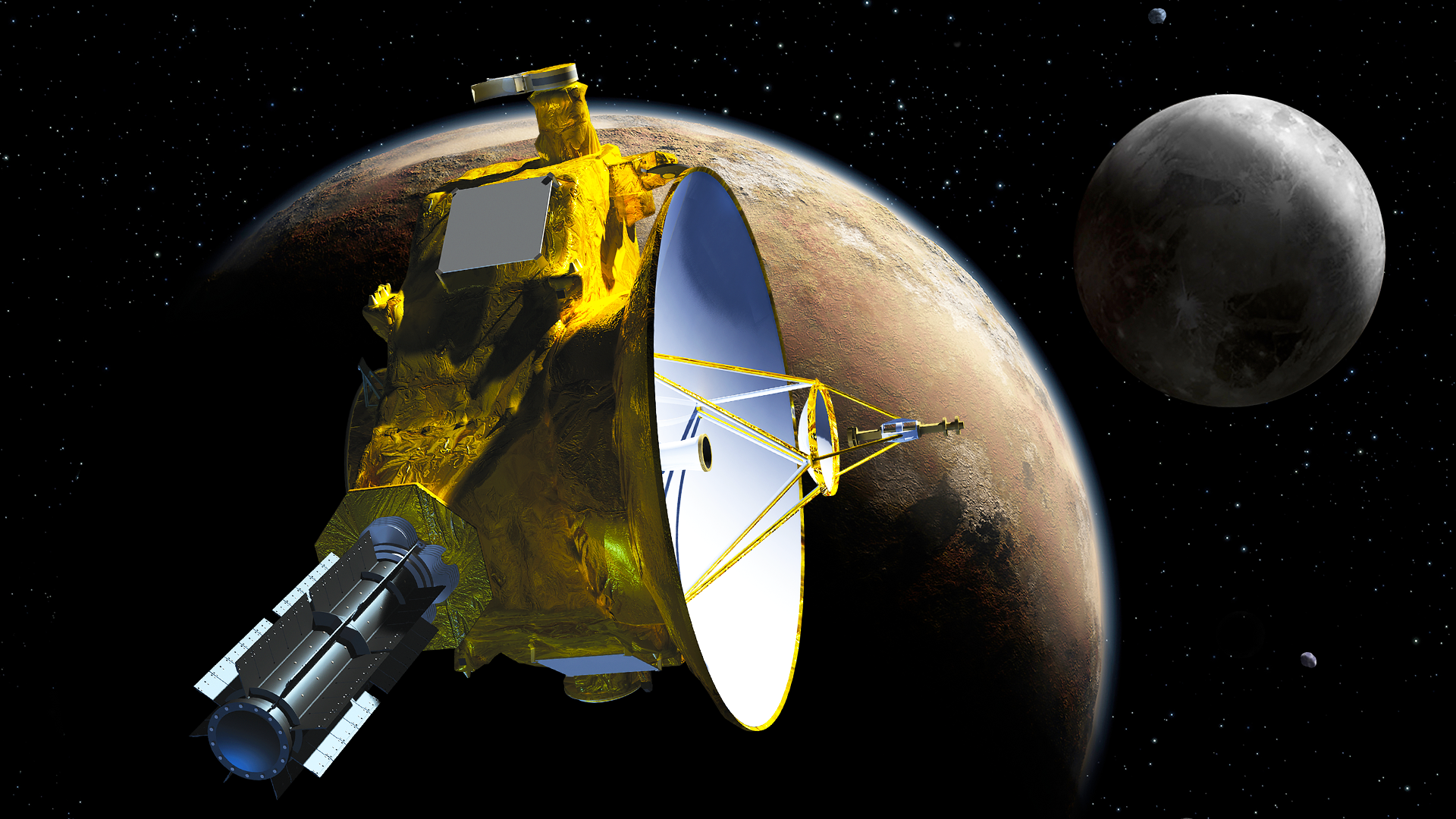 Kerberos Moon Of Plluto: New Horizons At Pluto: What Happens Next?