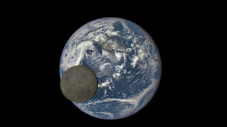 Link to Recent Story entitled: From a Million Miles Away, NASA Camera Shows Moon Crossing Face of Earth