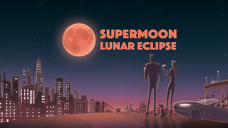 Link to Recent Story entitled: Supermoon Lunar Eclipse