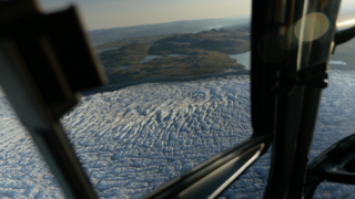 Link to Recent Story entitled: Aerials over Greenland