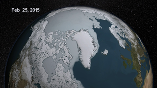 Link to Recent Story entitled: Approaching The 2015 Arctic Sea Ice Minimum