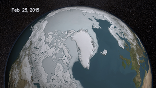 Link to Recent Story entitled: Arctic Sea Ice Reaches 2015 Minimum Extent