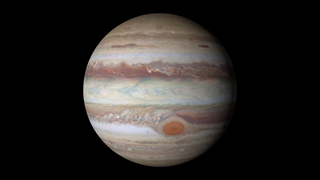 Link to Related Story entitled: Hubble Maps Jupiter in 4k Ultra HD
