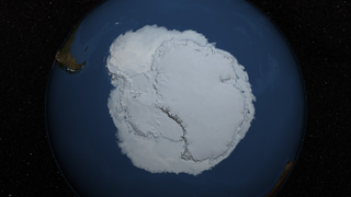 Link to Recent Story entitled: Antarctic Sea Ice Update